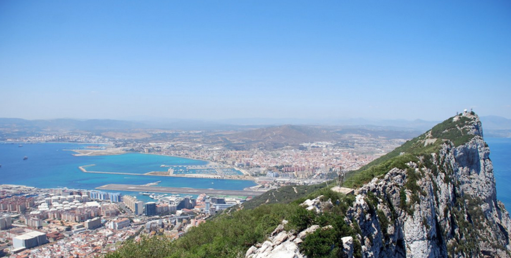 Gibraltar Felsen 1024x488