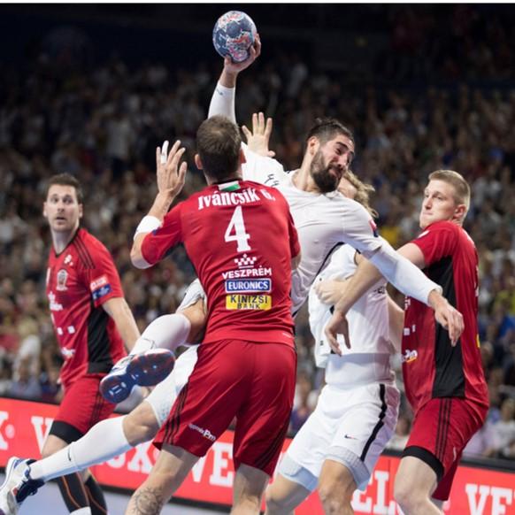 Handball Quadratisch