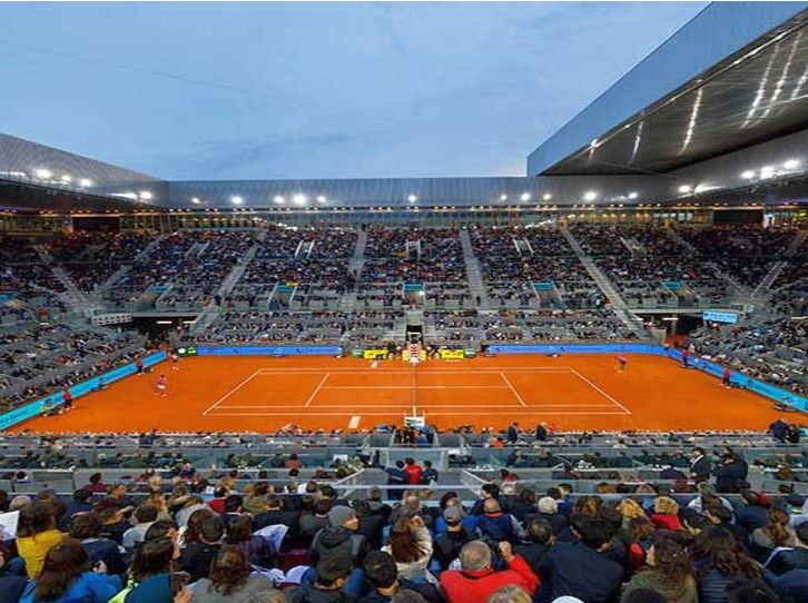 Mutua Open Madrid Quadrat