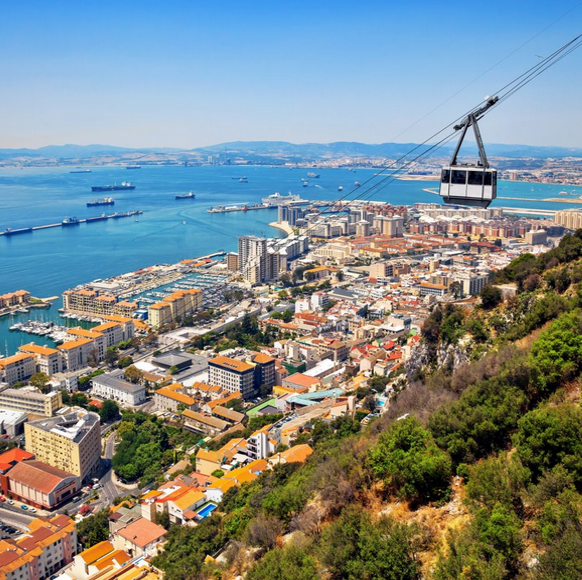 Gibraltar Quadratisch