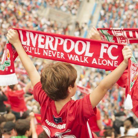 Fans Liverpool Quadrat
