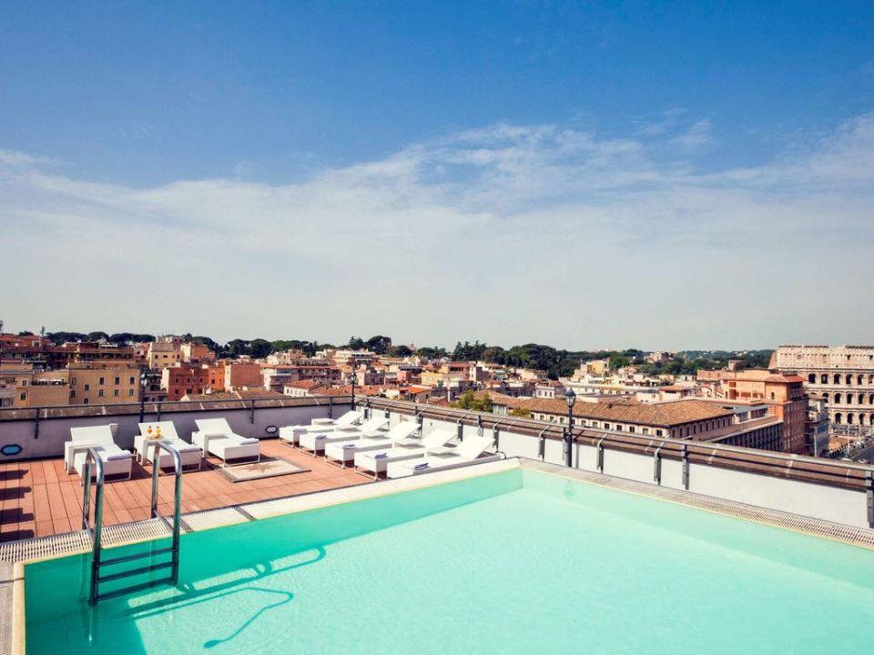 Mercure Hotel Roma Pool