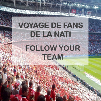 Voyage De Fans Follow Your Team