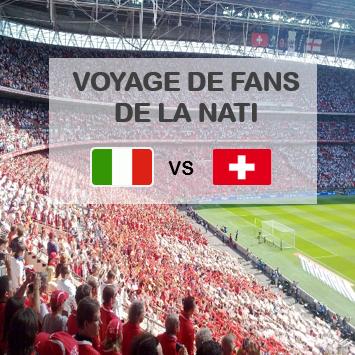 Voyage De Fans ITA SUI