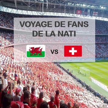 Voyage De Fans Pay De Galles Suisse