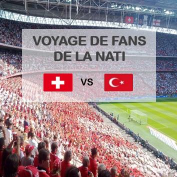 Voyage De Fans Suisse Turquie