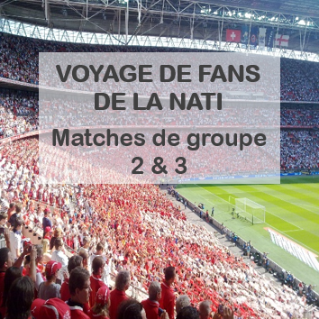 Voyage De Fans Matches De Groupe 2 3