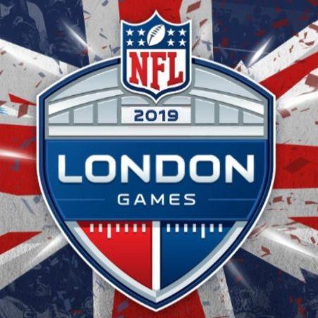 NFL London Quadratisch