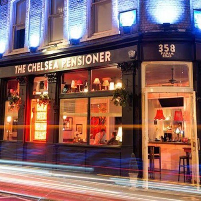 Chelsea Pub QUADRAT