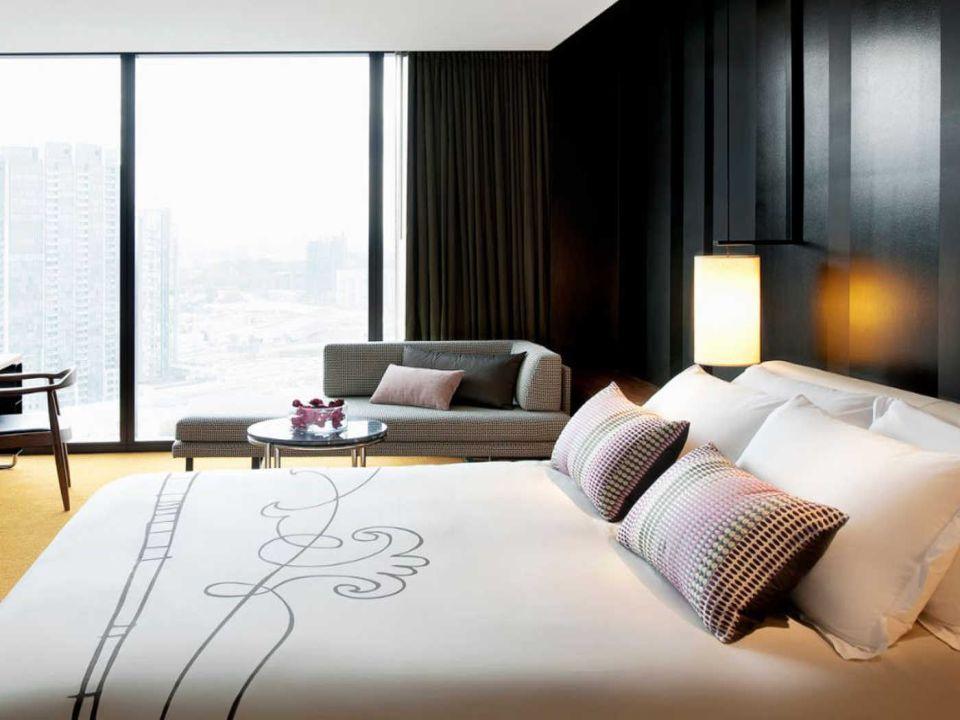 Crown Hotel Melbourne Zimmer