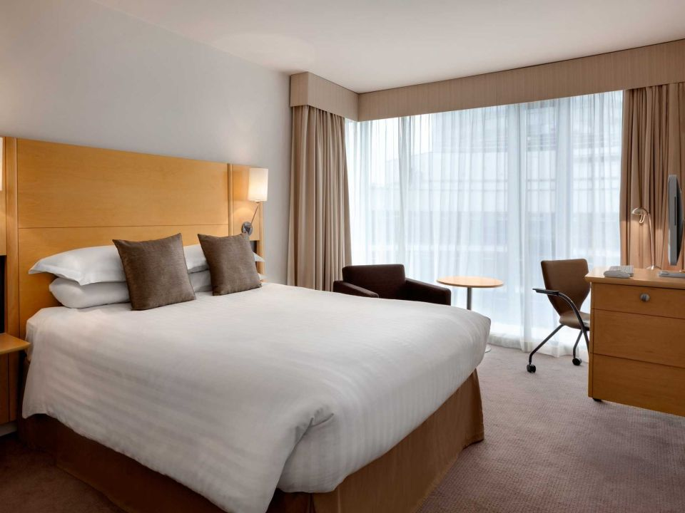 Double Tree By Hilton London Zimmer