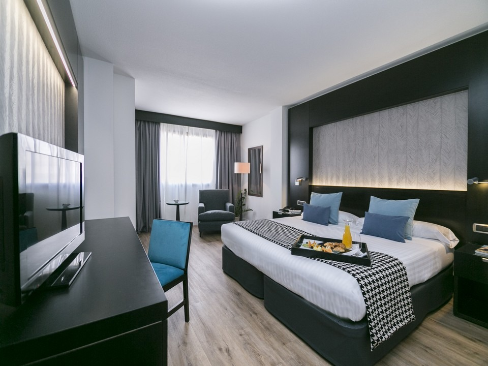 Intur Castellon Habitación Doble Premium 2