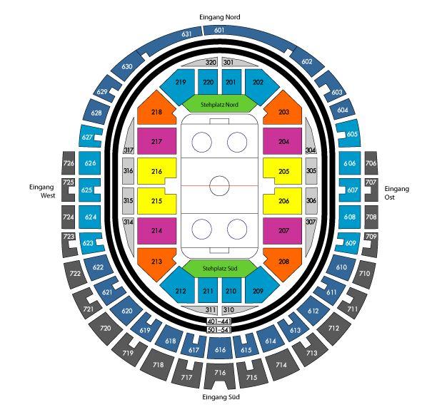 LANXESS Arena Koeln