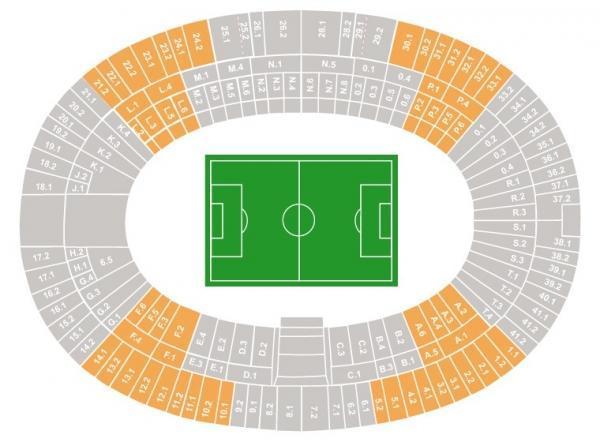 DFB Kategorie 2 Tickets