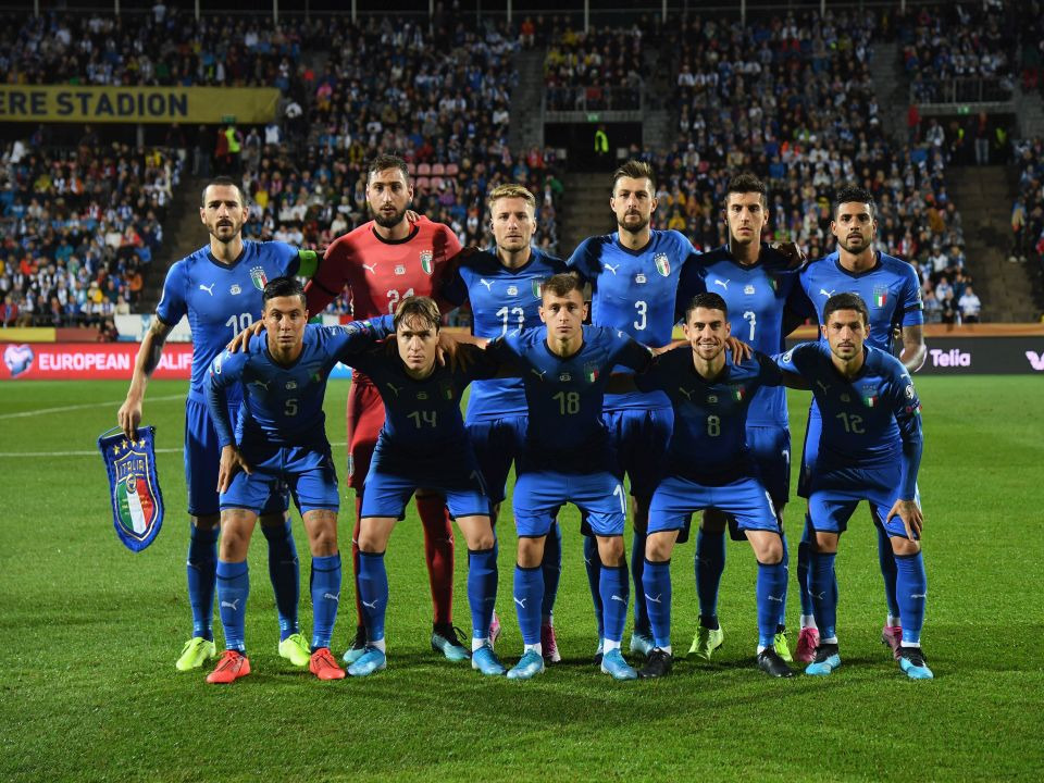 Finland V Italy UEFA Euro 2020 Qualifier