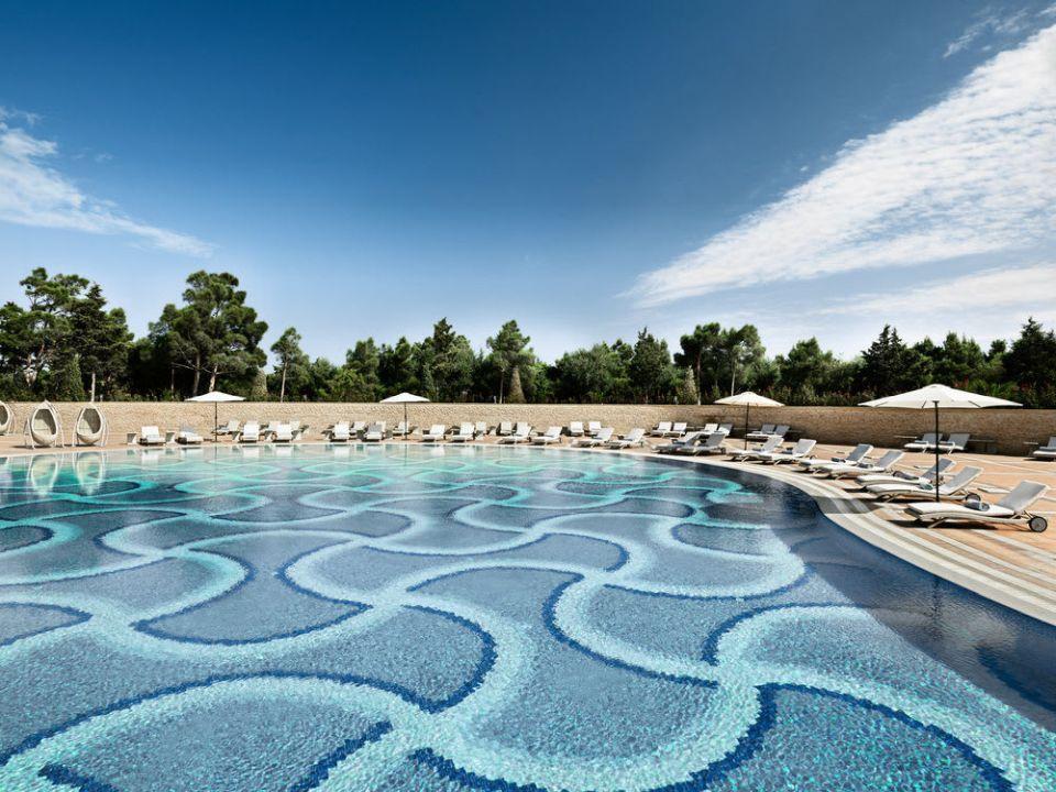 Bilgah Beach Hotel Pool