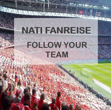 Nati Fanreise Follow Your Team